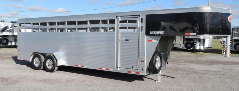 2020 Sundowner Rancher Express 24 Livestock Trailer