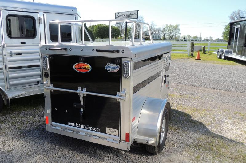 "2020 Sundowner MINI STK 7'6"" Livestock Trailer"