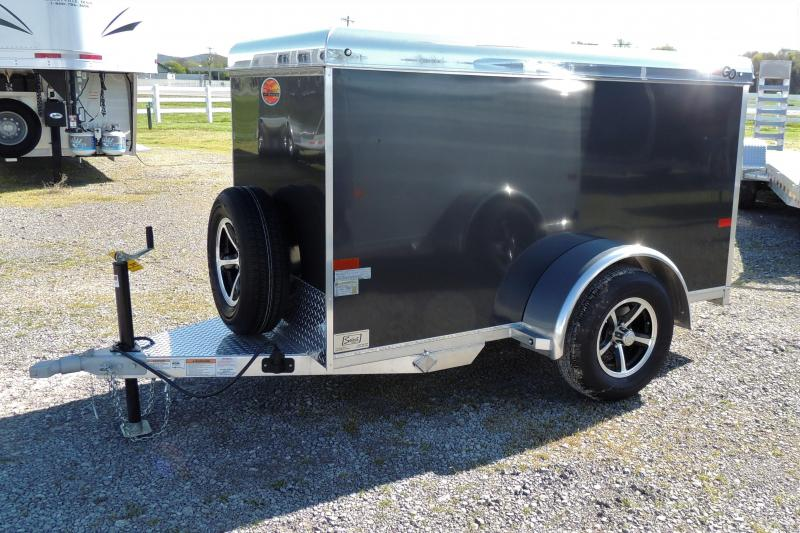 2020 Sundowner MINI GO 4 x 8 Cargo Trailer