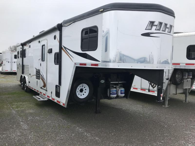 2013 Hoosier Horse Trailers Maverick 8310 Horse Trailer