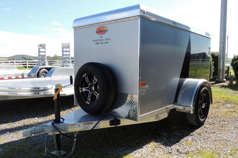 2020 Sundowner MINIGO 4 X 8 Cargo Trailer