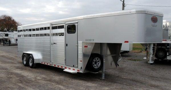 2019 Sundowner Rancher TR 24' Stock Trailer
