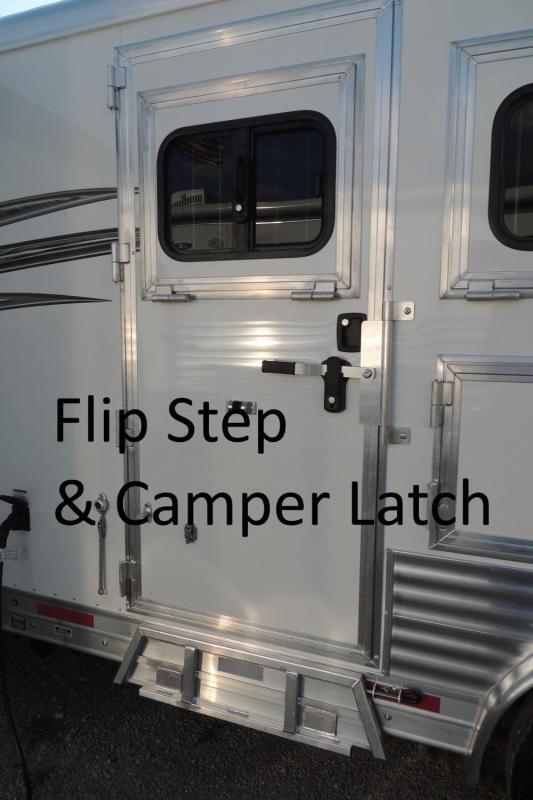 2020 Lakota 8311 Charger w/ 6 Slide Horse Trailer