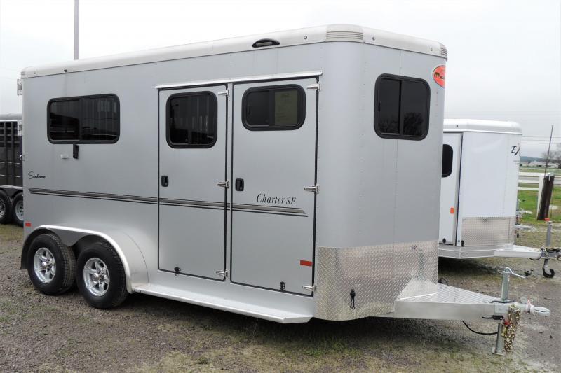 2020 Sundowner Charter TR SE Horse Trailer