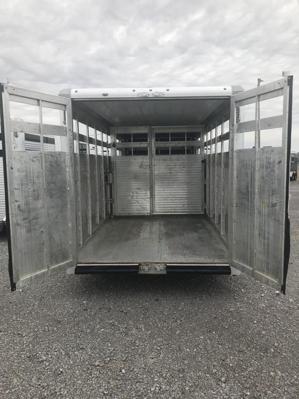 2016 Sundowner Trailers Rancher XP 20' Livestock Trailer