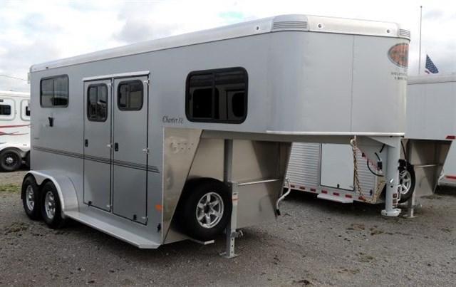 2019 Sundowner Charter TR SE GN Horse Trailer