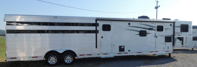 2020 Lakota Charger 81611 Stock Combo Livestock Trailer