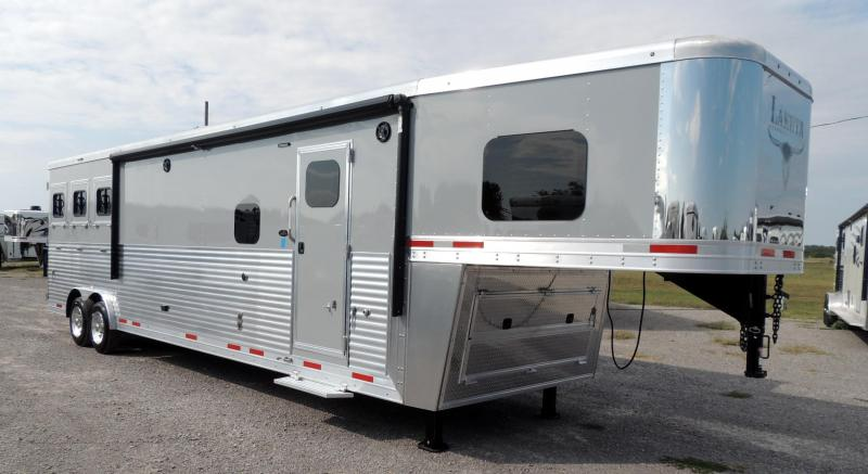 2020 Lakota Bighorn 8314 CE Horse Trailer