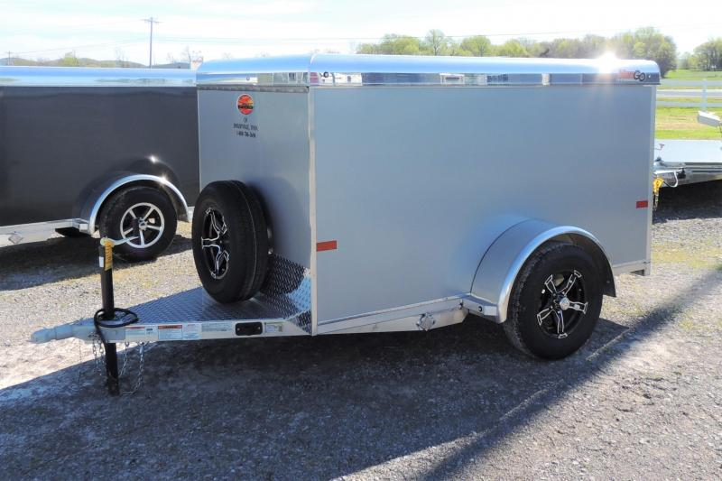2020 Sundowner MINI GO 5 X 8 Cargo Trailer