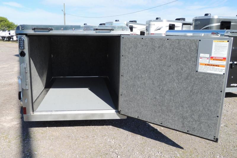 2020 Sundowner MINI GO 5 X 8 Cargo Trailer