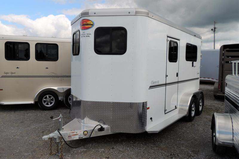 2021 Sundowner Charter TR SE Horse Trailer