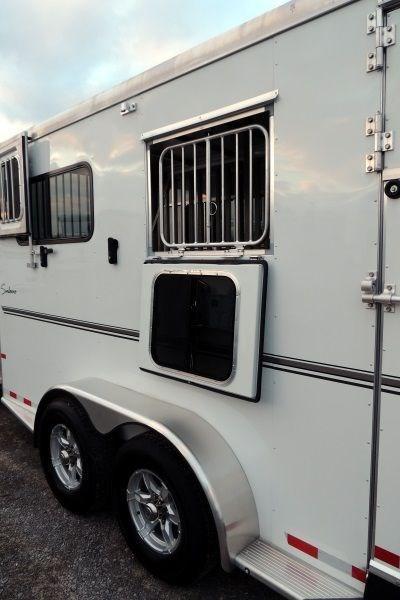 2019 Sundowner Charter TR SE 2+1 GN Horse Trailer
