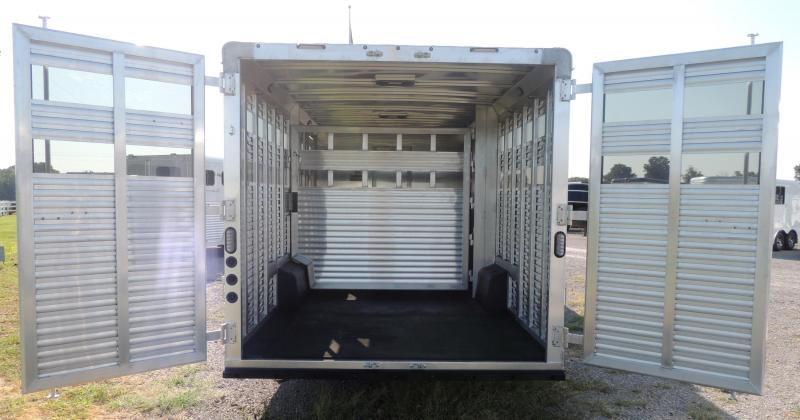 2020 Lakota Charger 81611 Stock Combo Trailer