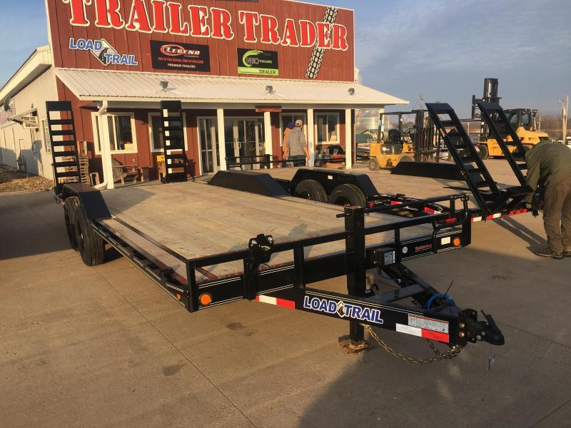 2020 Load Trail 102X22 Car Hauler