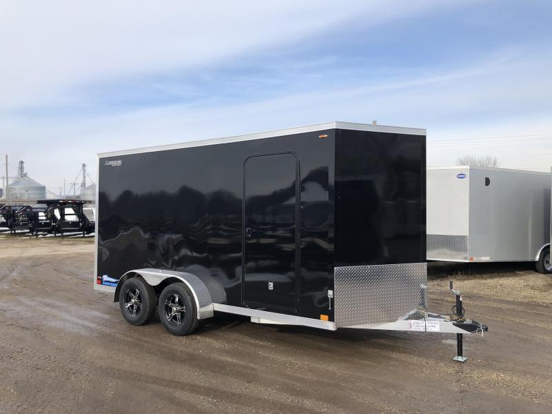 2020 Legend Manufacturing 7X14 Thunder Aluminum Enclosed Cargo Trailer
