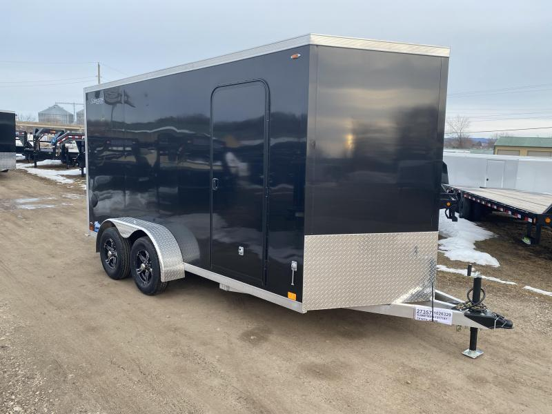 2020 Legend Manufacturing 7X14 Aluminum Thunder Enclosed Cargo Trailer