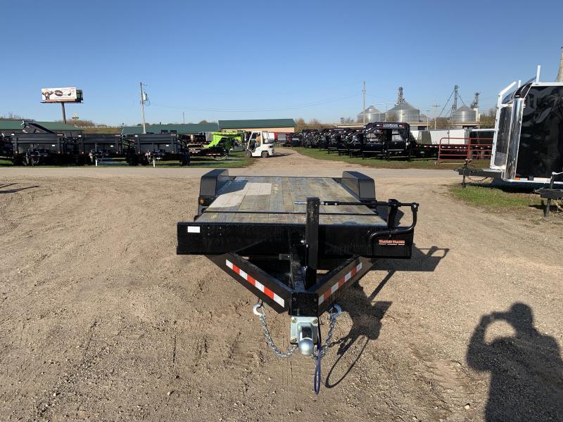 2020 B-B 83X20 Tilt Deck Equipment Trailer