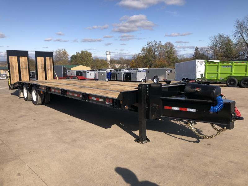 2020 B-B 102X31 Super Duty Equipment Trailer