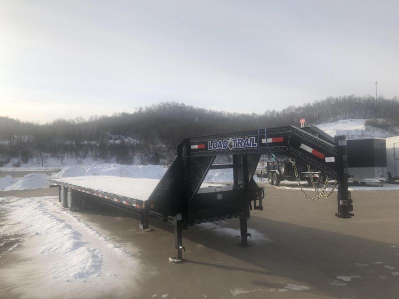 2020 Load Trail 102X36 Gooseneck Power Tilt Equipment Trailer