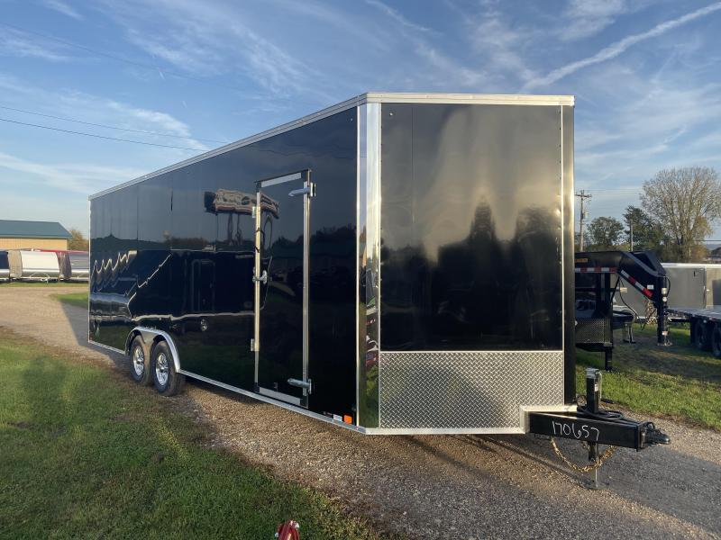 2020 United Trailers 8.5X24 Enclosed Cargo Trailer