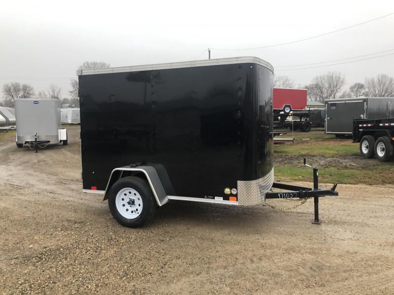 2020 United Trailers 5X8 Enclosed Cargo Trailer