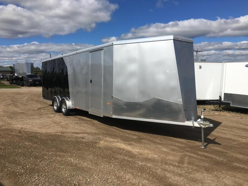 2020 NEO Trailers 7.5X29 Inline Snowmobile Trailer