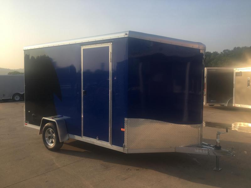 2020 NEO Trailers 7X12 Aluminum Enclosed Cargo Trailer