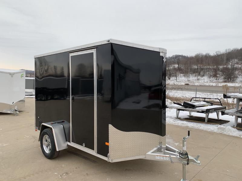 2020 NEO Trailers 6X10 Aluminum Enclosed Cargo Trailer