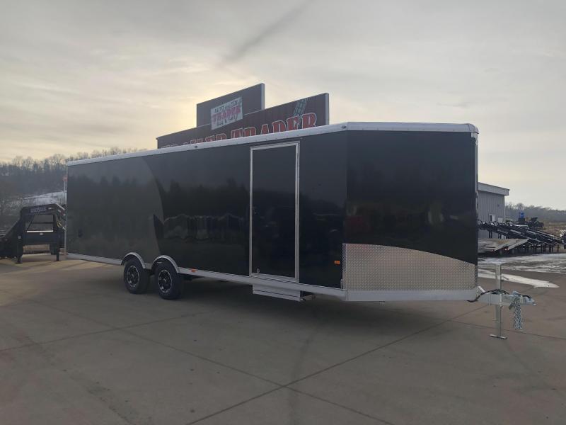 2020 NEO Trailers 8.5X30 Aluminum Snowmobile Trailer