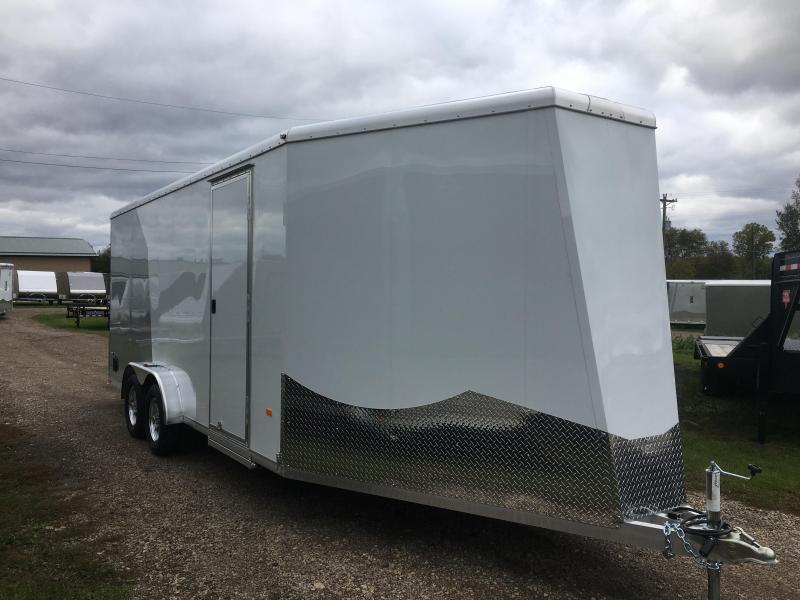 2020 NEO Trailers 7.5X23 Inline Snowmobile Trailer