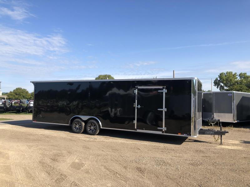 2020 United Trailers 8.5X28 Enclosed Race Cargo Trailer