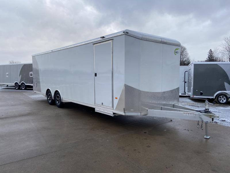 2020 NEO Trailers 8.5X28 Aluminum Enclosed Cargo Trailer