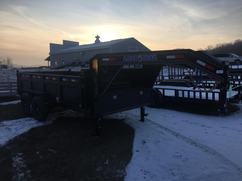 2020 Load Trail 83X14 Gooseneck Dump Trailer
