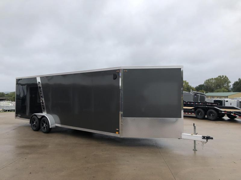2020 Legend Manufacturing 7X29 Inline Snowmobile Trailer