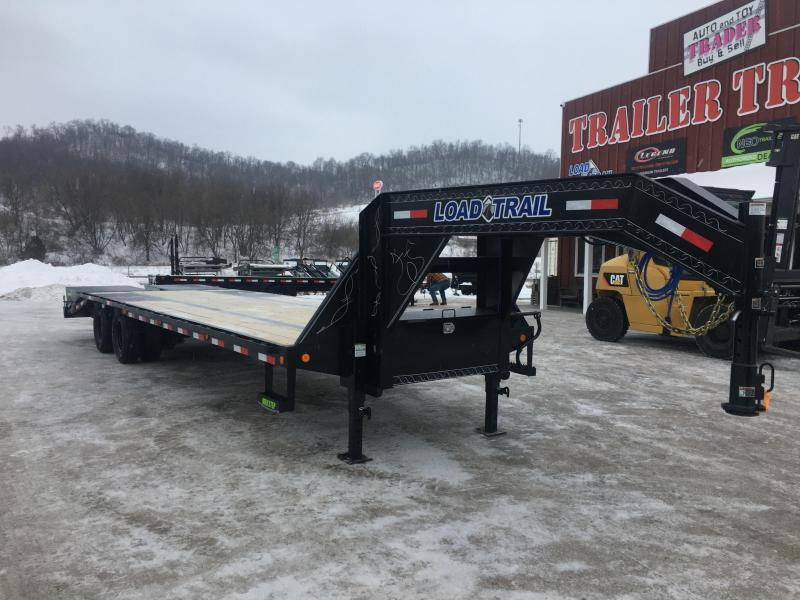 2020 Load Trail 102X30 Gooseneck Deckover Equipment Trailer