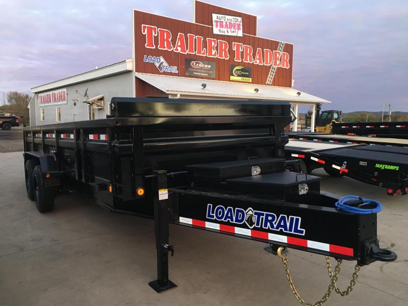 2020 Load Trail 83X20 HD Dump Trailer