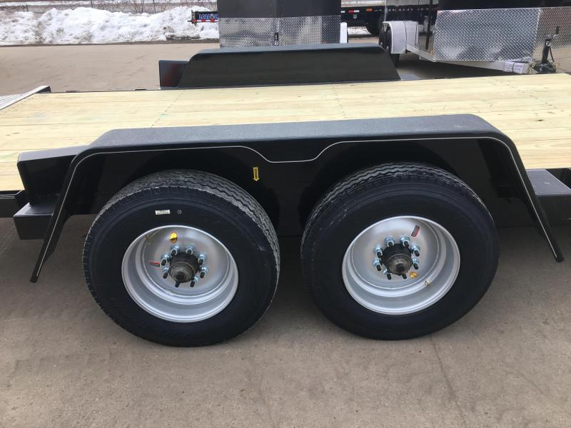 2020 B-B 83X22 Tilt Deck Equipment Trailer