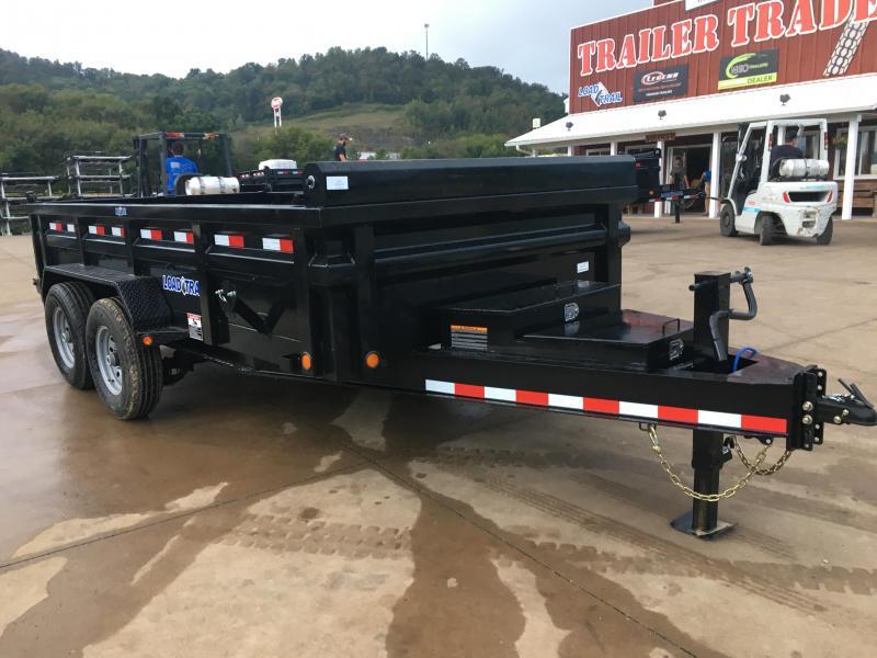 2020 Load Trail 83X14 HD Dump Trailer
