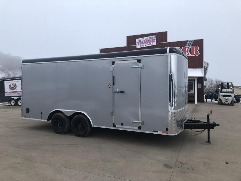 2020 United Trailers 8.5X18 Enclosed Cargo Trailer