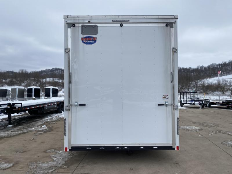 2019 United Trailers 8.5X24 Enclosed Cargo Trailer