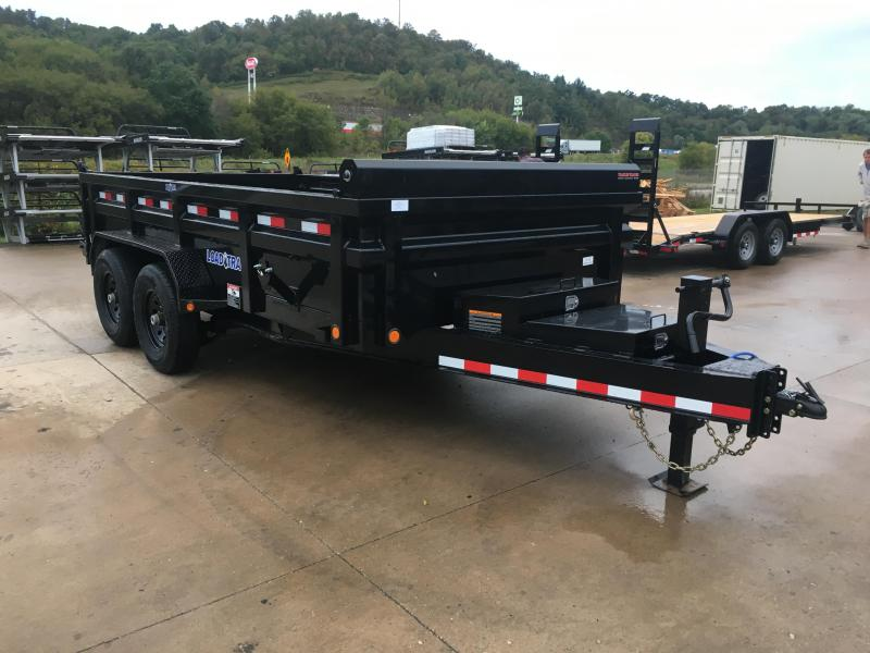 2020 Load Trail 83X14 HD Dump Trailer