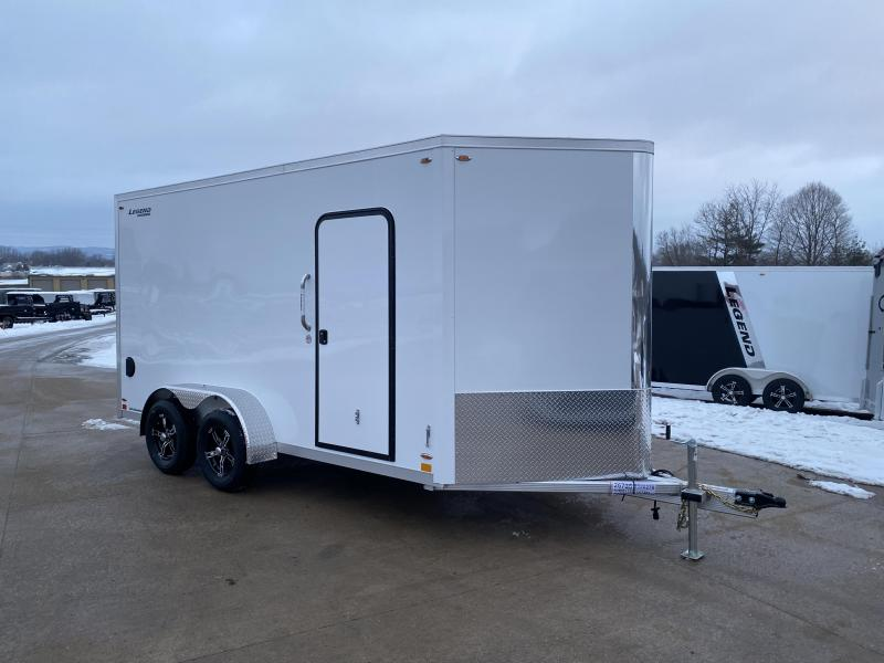 2020 Legend Manufacturing 7X14 FTV Aluminum Enclosed Cargo Trailer