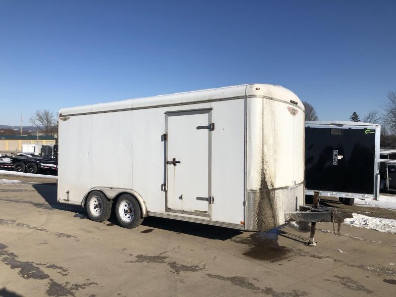 2004 H & H Trailers 8.5X16 Enclosed Cargo Trailer