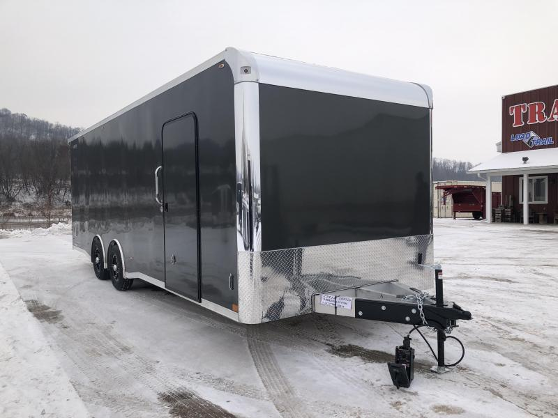 2020 Legend Manufacturing 8.5X24 Trailmaster Enclosed Cargo Trailer