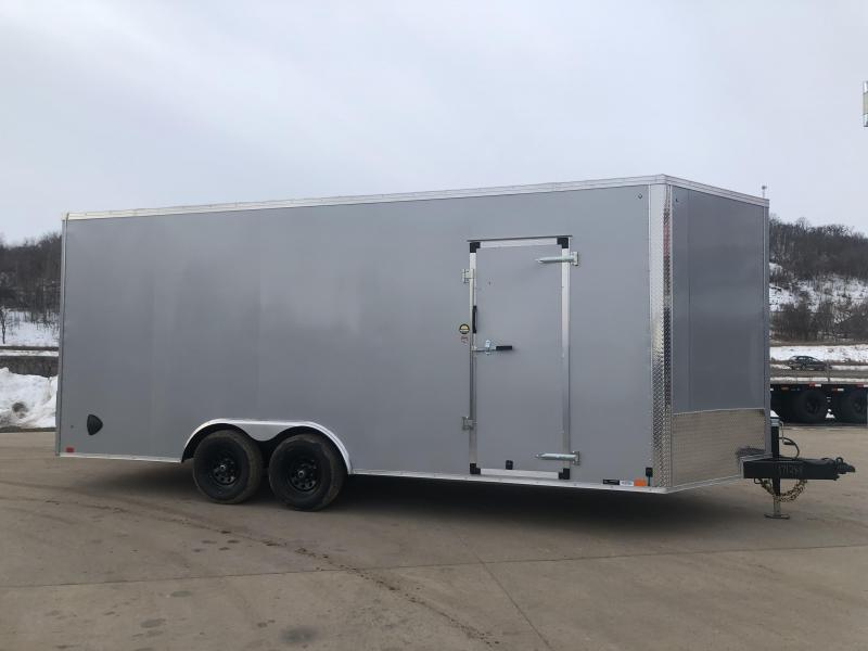 2020 United Trailers 8.5X20 Enclosed Cargo Trailer
