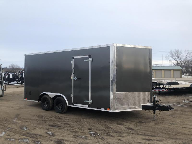 2020 United Trailers 8.5X16 Enclosed Cargo Trailer