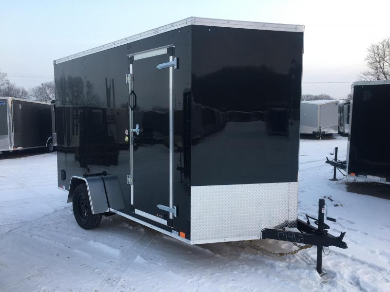 2020 United Trailers 7X12 Enclosed Cargo Trailer