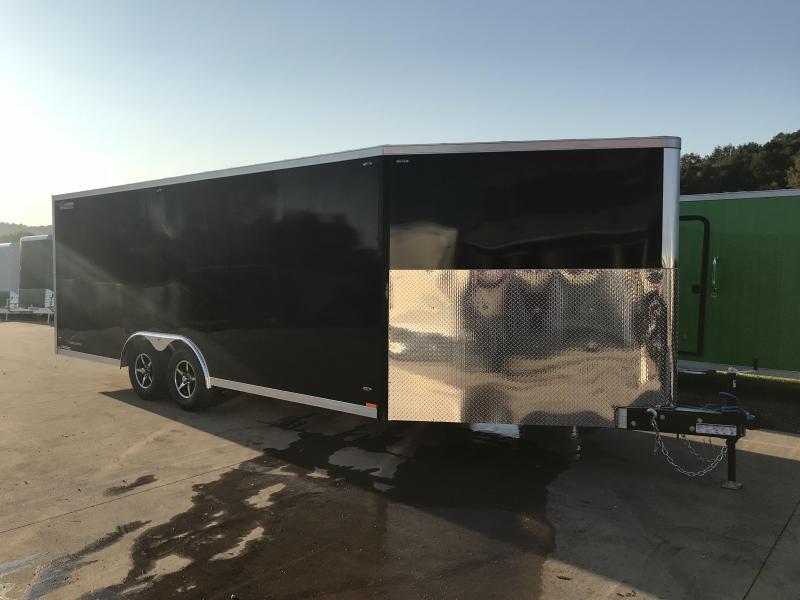 2019 Legend Manufacturing 8.5X26 Trailmaster Snowmobile Trailer