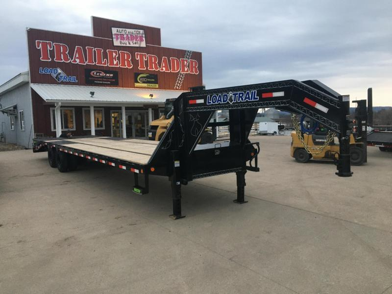 2020 Load Trail 102X34 Gooseneck Deckover Equipment Trailer