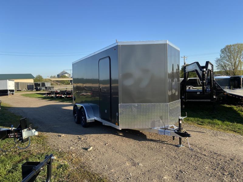 2020 Legend Trailers 7X14 Aluminum Thunder Enclosed Cargo Trailer